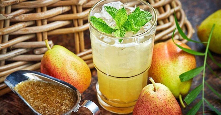 Домашний лимонад «Дюшес»