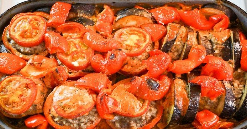Фаршировані овочі - готуємо з покроковими фото
