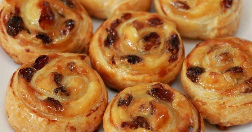 Французькі булочки - готуємо з покроковими фото