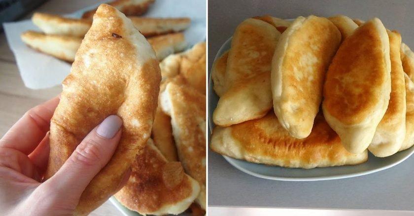 Гагаузские пирожки