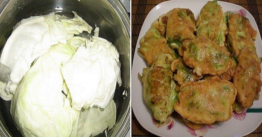 Голубці на сковороді - готуємо з покроковими фото