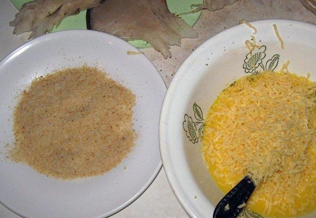 грибные отбивные пошаговый рецепт