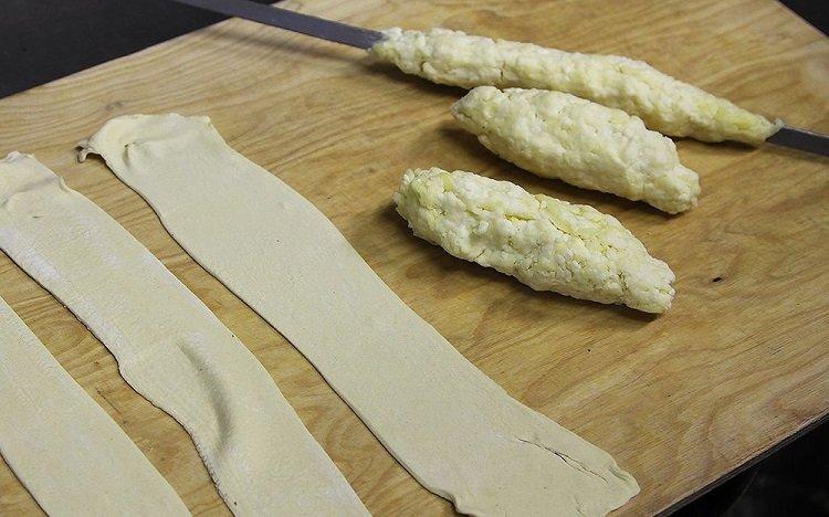 хачапури на мангале фото