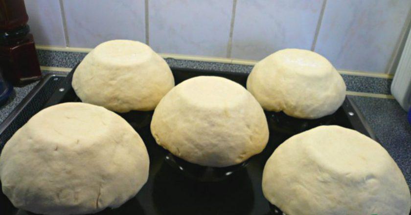 Хліб для подачі страви подивитися рецепт