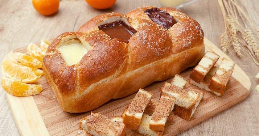 Хліб «Три шоколаду» - готуємо з покроковими фото