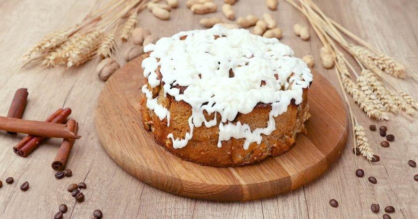Хлебный торт