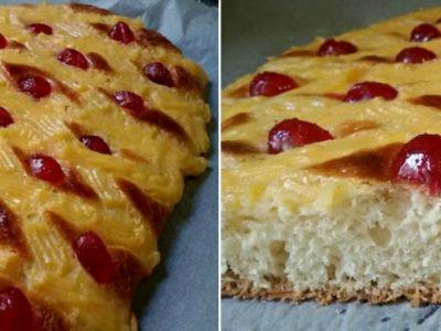 Испанский пирог