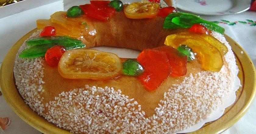 Испанский сладкий хлеб
