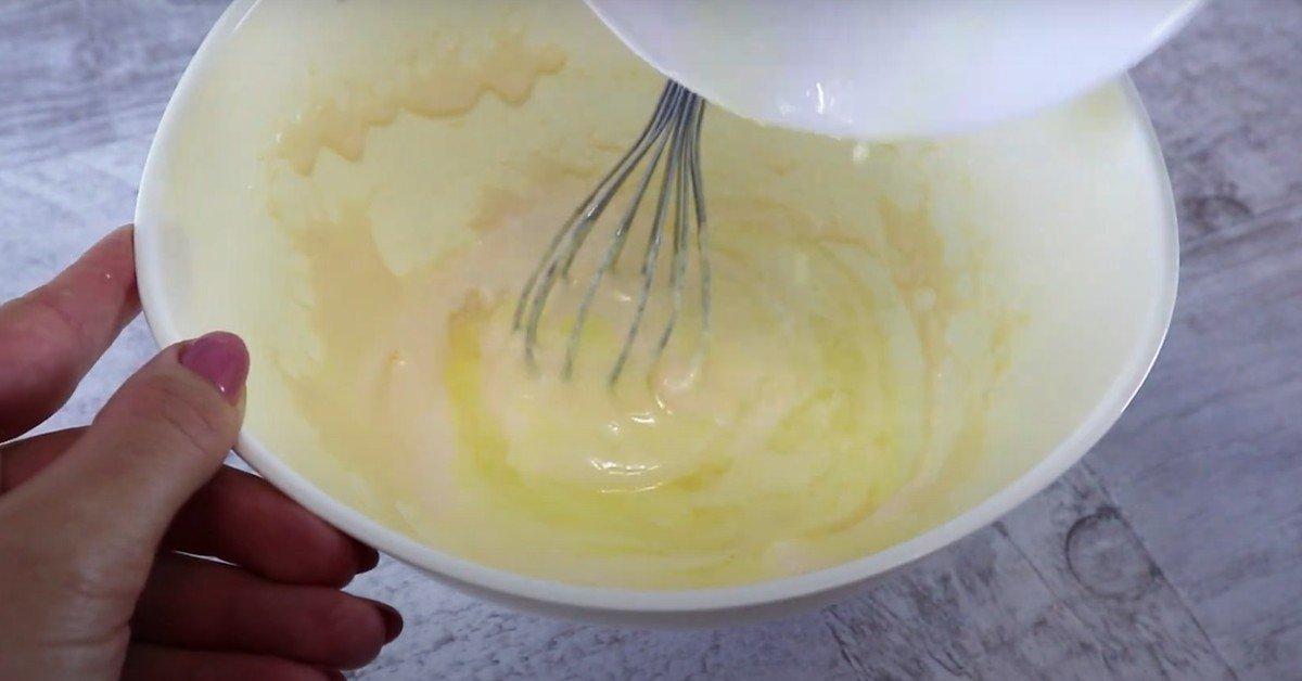 яичная масса