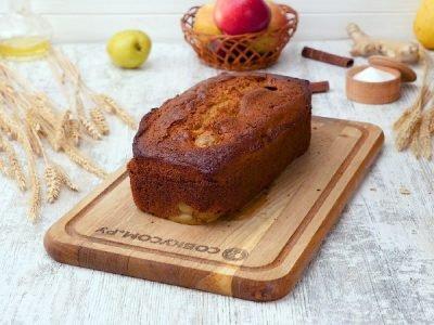 Как испечь имбирный кекс