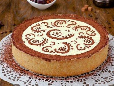 Как испечь кофейный торт