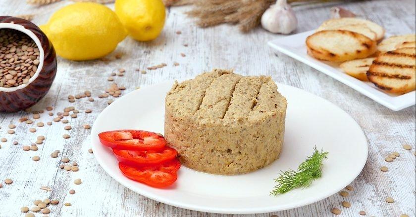 Как приготовить чечевичный хумус