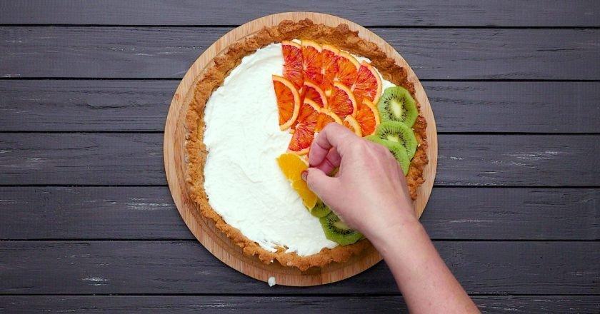 Как приготовить чизкейк с желе