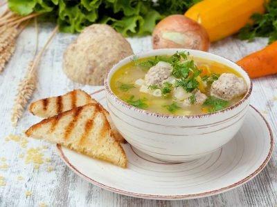 Как приготовить кабачковый суп