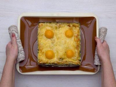 Как приготовить лазанью «Карбонара»
