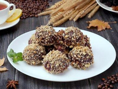 Как приготовить печенье «Каштан»