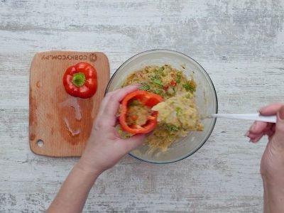 Как приготовить перец по-турецки