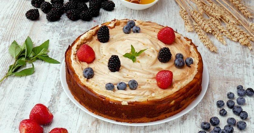 Как приготовить пирог с пудингом