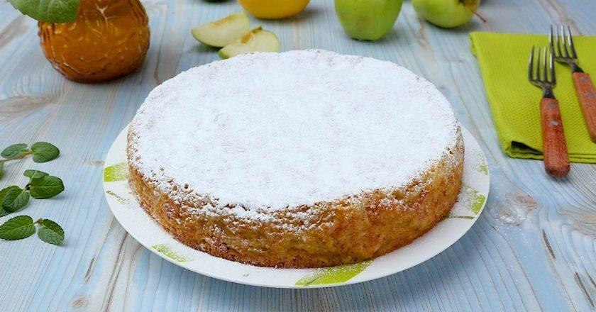 Как приготовить пирог «Три стакана»