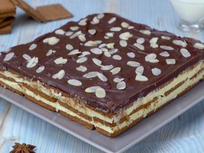 Как приготовить торт Milky Way
