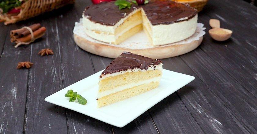 Как приготовить торт «Небесные яблоки»