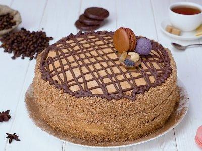Как приготовить торт «Витязь»