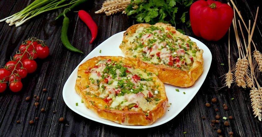 Как приготовить турецкую пиццу