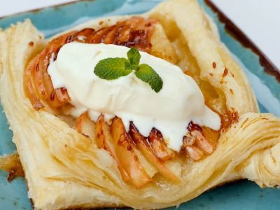 Как приготовить яблочные мини-тарты
