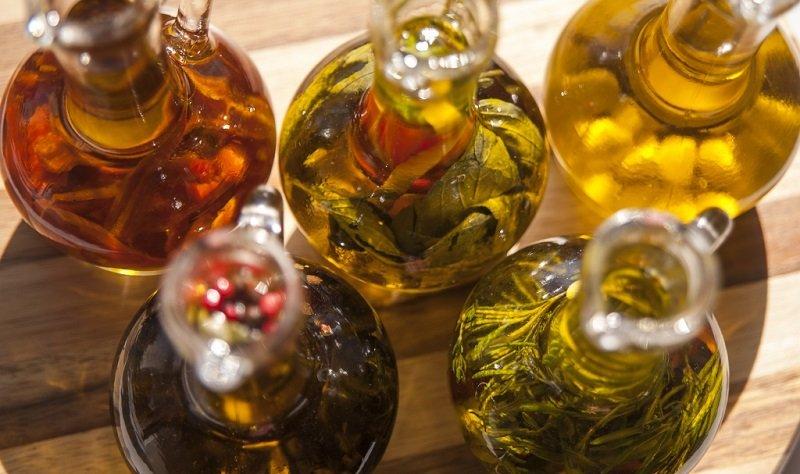 выбрать растительное масло
