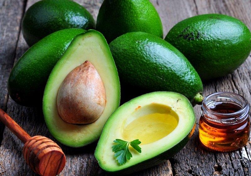 авокадо для молодости кожи
