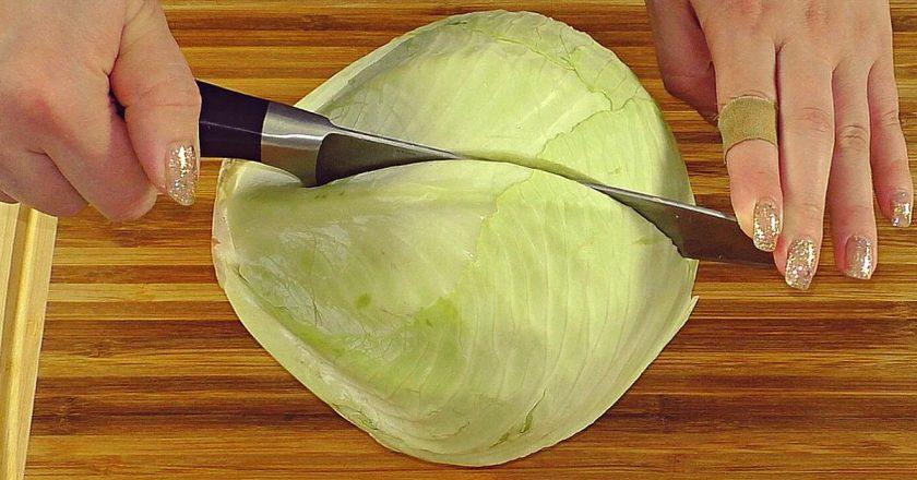 Маринованная капуста по-мексикански