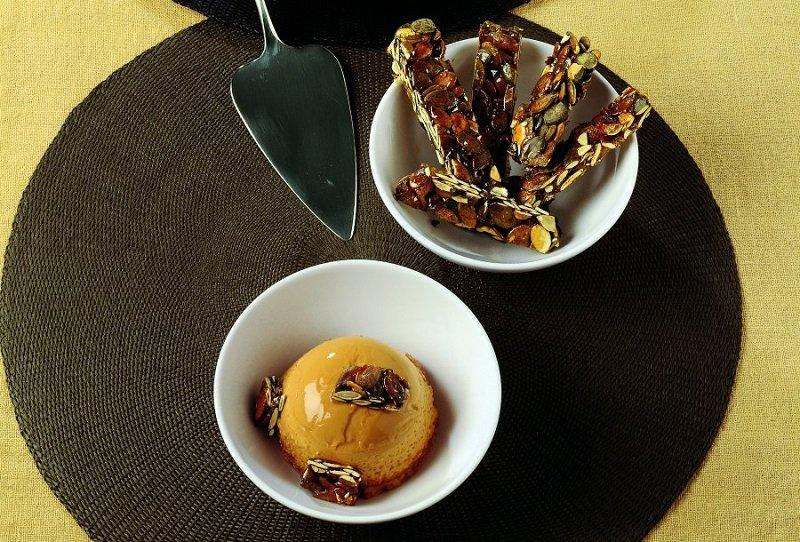 десерт с семечками