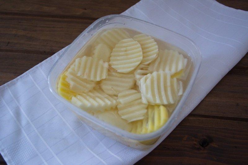 как приготовить запеканку с картофелем