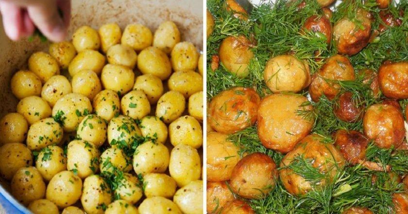 Картофель «Шато»