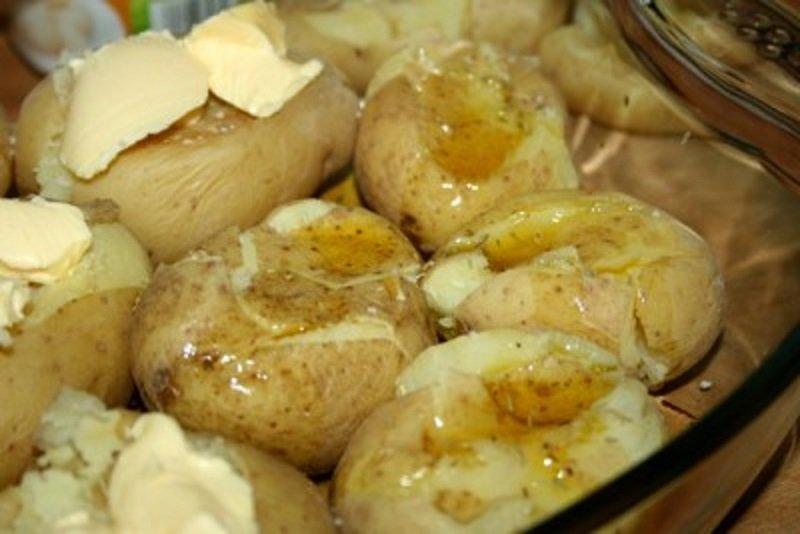 картофель по-португальски в духовке