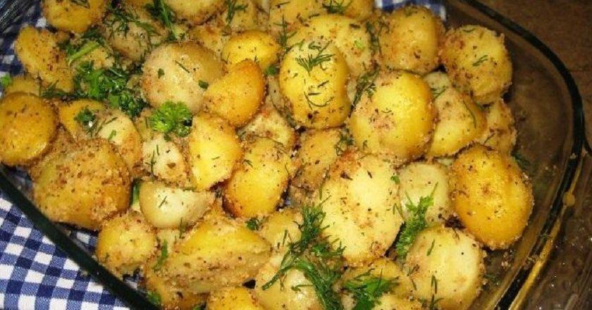 Рецепты в горшочке картошка печень