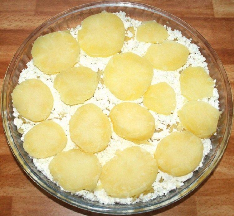 картофельная запеканка по-княжески