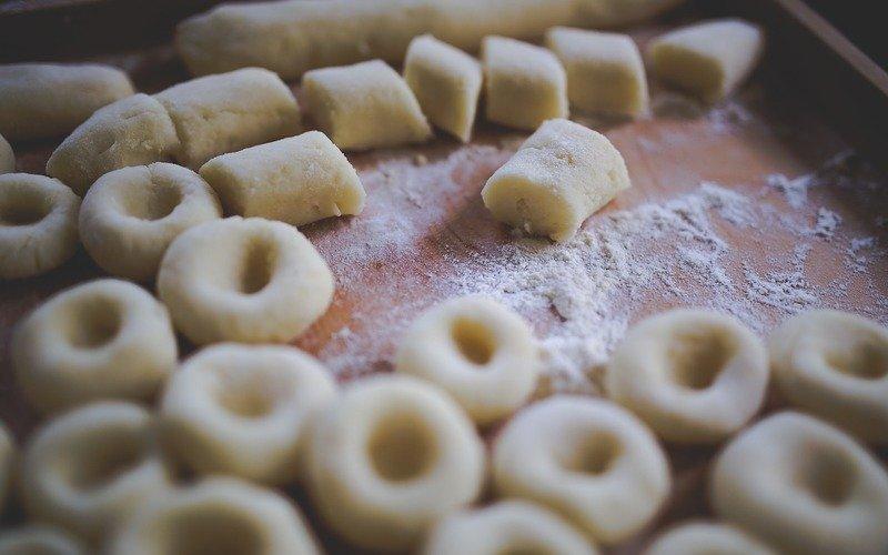 картофельные клюски
