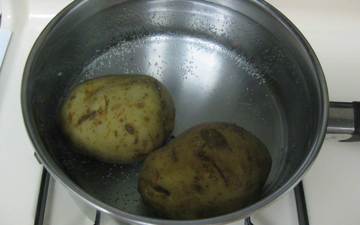 Картопляні кнедлики