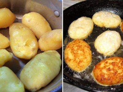 Картопляники по классическому рецепту