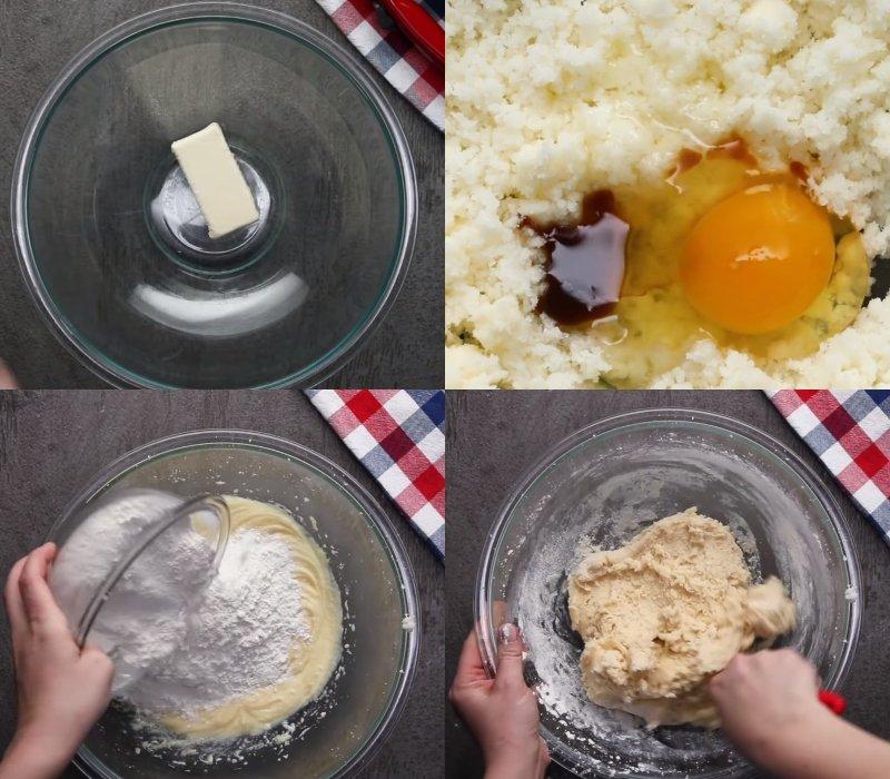 Кексы с жидкой начинкой