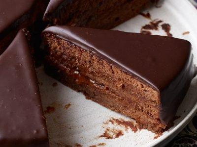 Классический торт «Захер»
