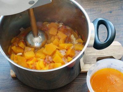 Классический тыквенный суп-пюре