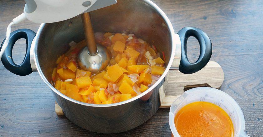 Рецепты супа из тыквы