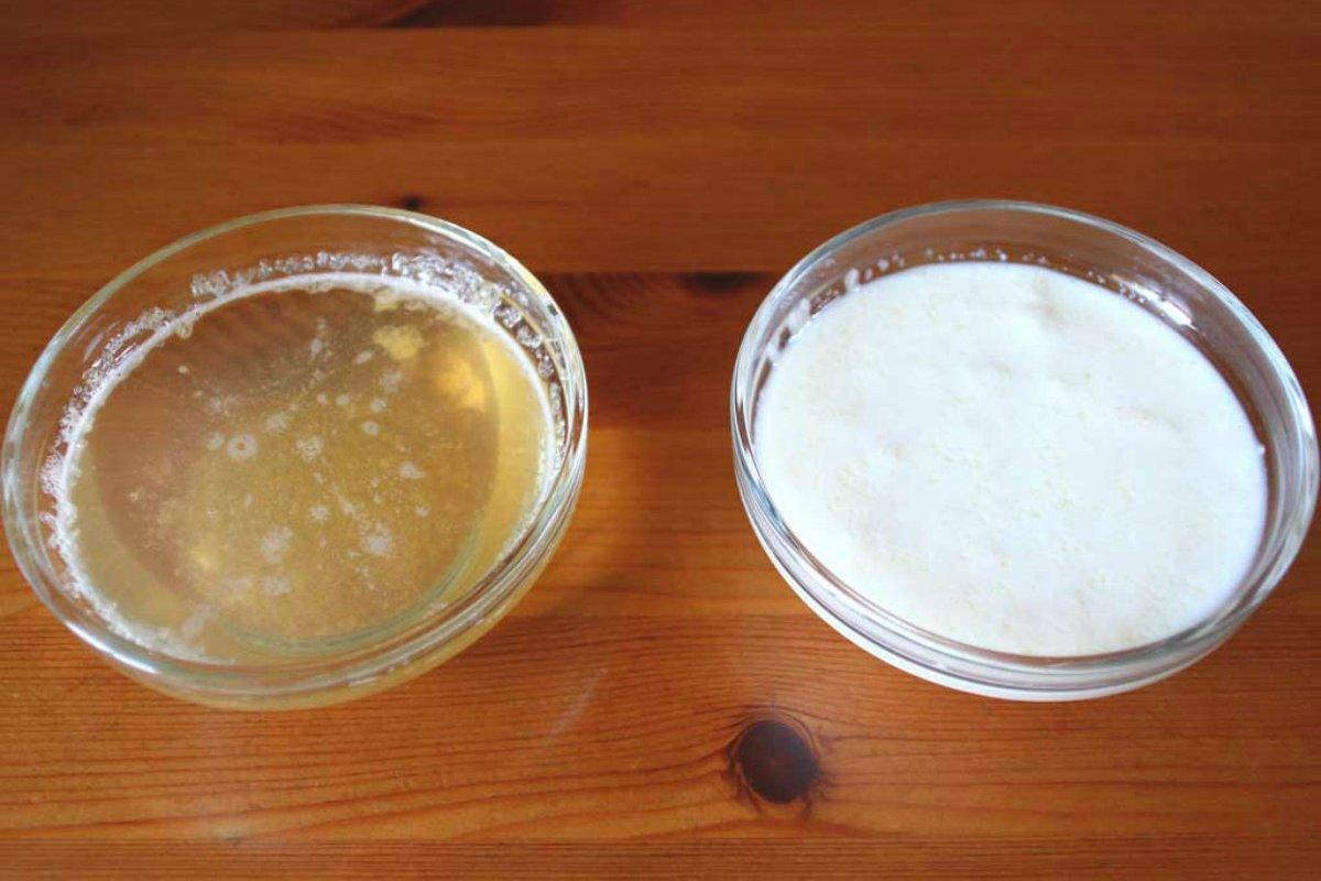 підготовка желатину