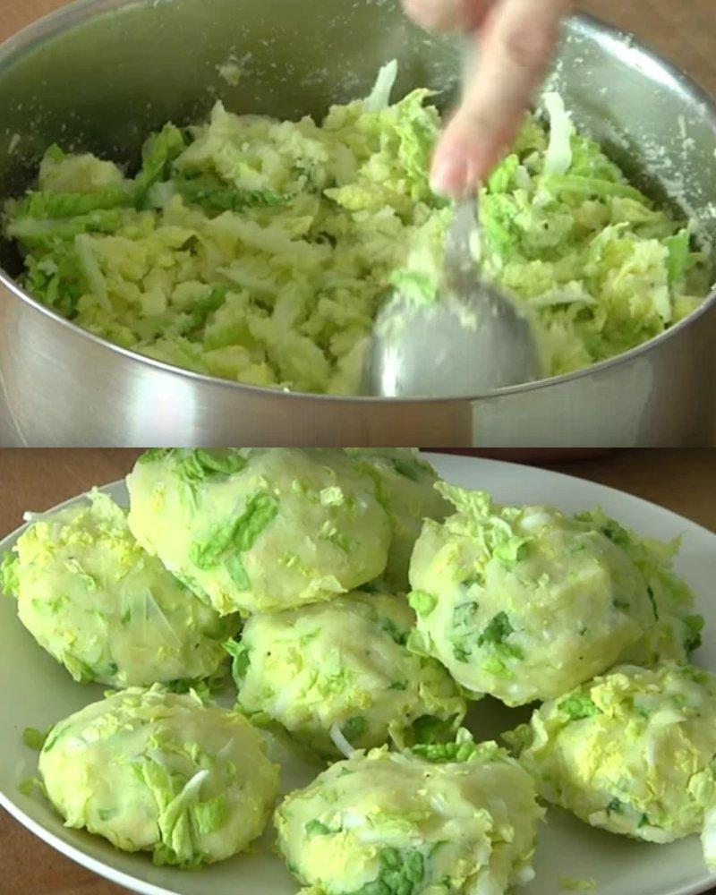 котлеты из картофеля без мяса