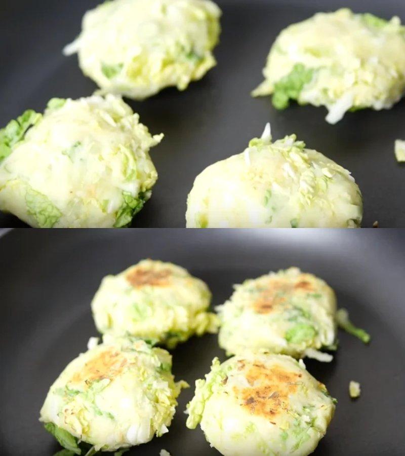 котлеты из картофеля без яйца