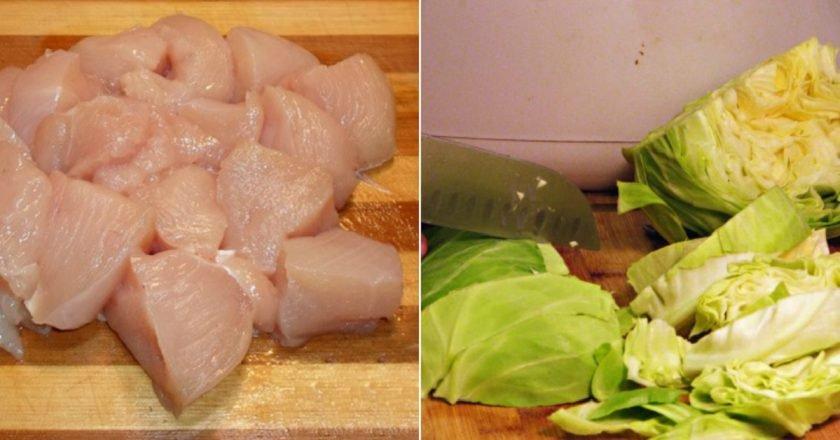 Котлеты из курицы в духовке