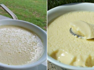 Крем-десерт