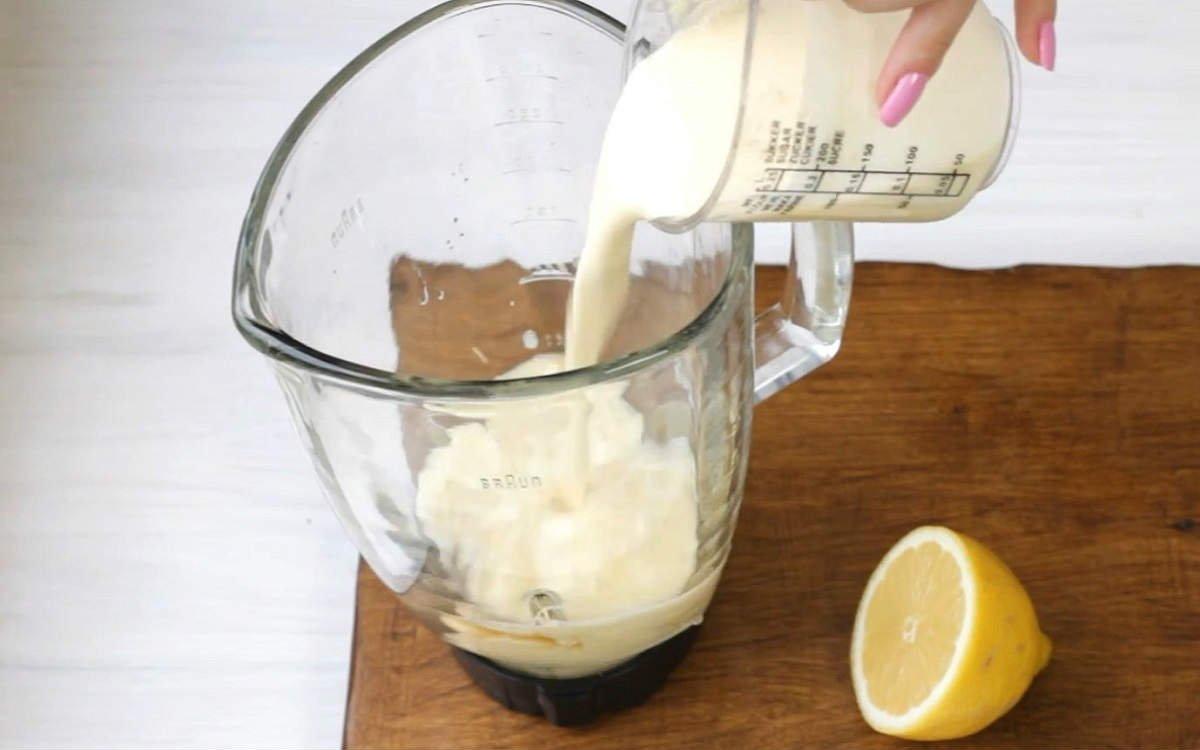 приготовление сливочной смеси